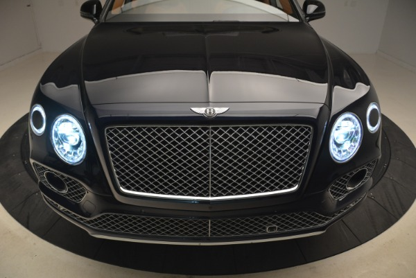 Used 2018 Bentley Bentayga W12 Signature for sale Sold at Pagani of Greenwich in Greenwich CT 06830 13