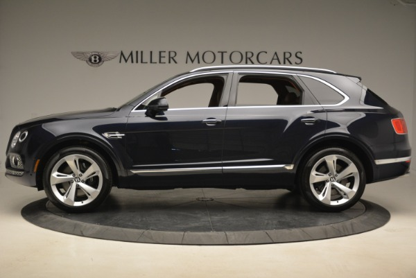 Used 2018 Bentley Bentayga W12 Signature for sale Sold at Pagani of Greenwich in Greenwich CT 06830 3