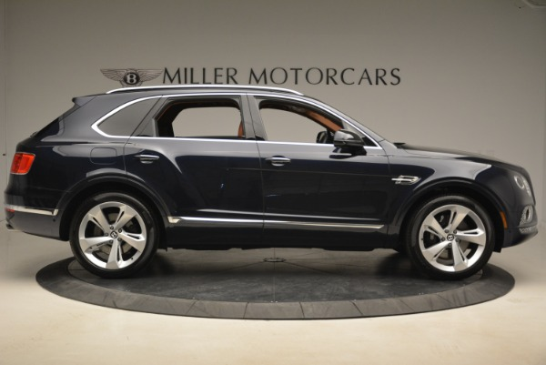 Used 2018 Bentley Bentayga W12 Signature for sale Sold at Pagani of Greenwich in Greenwich CT 06830 9