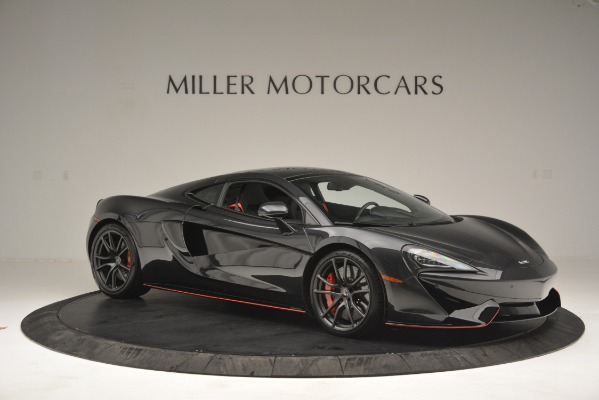 Used 2018 McLaren 570GT for sale Sold at Pagani of Greenwich in Greenwich CT 06830 10
