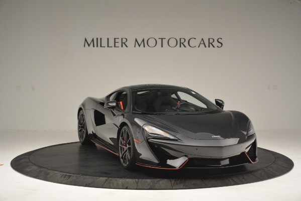 Used 2018 McLaren 570GT for sale Sold at Pagani of Greenwich in Greenwich CT 06830 11