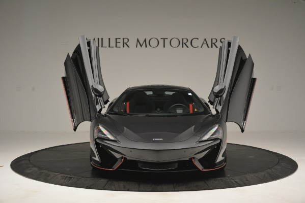 Used 2018 McLaren 570GT for sale Sold at Pagani of Greenwich in Greenwich CT 06830 13