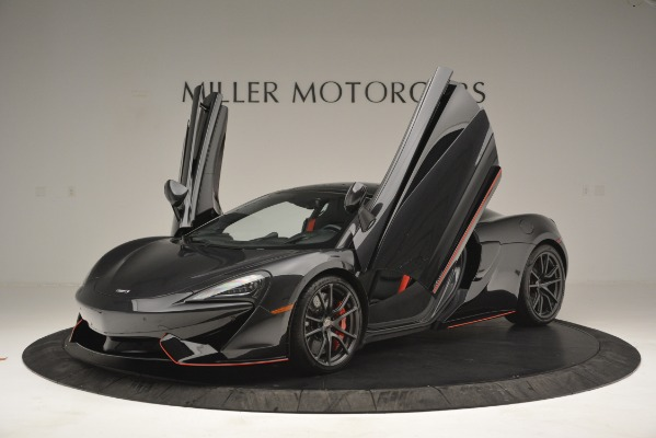 Used 2018 McLaren 570GT for sale Sold at Pagani of Greenwich in Greenwich CT 06830 14
