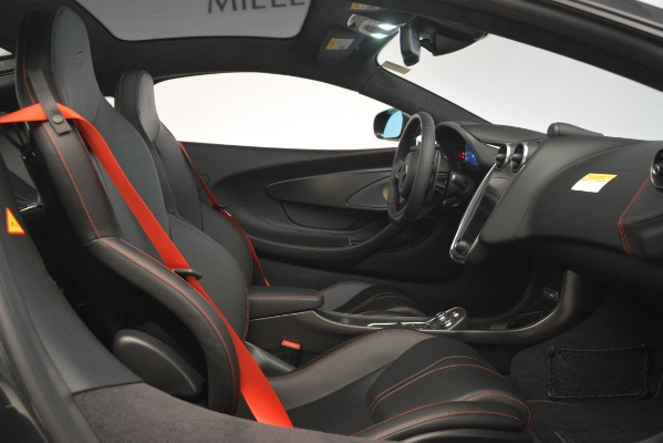 Used 2018 McLaren 570GT for sale Sold at Pagani of Greenwich in Greenwich CT 06830 19