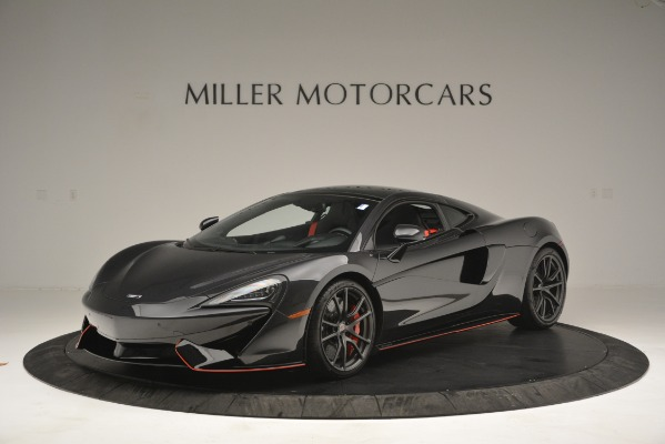 Used 2018 McLaren 570GT for sale Sold at Pagani of Greenwich in Greenwich CT 06830 2