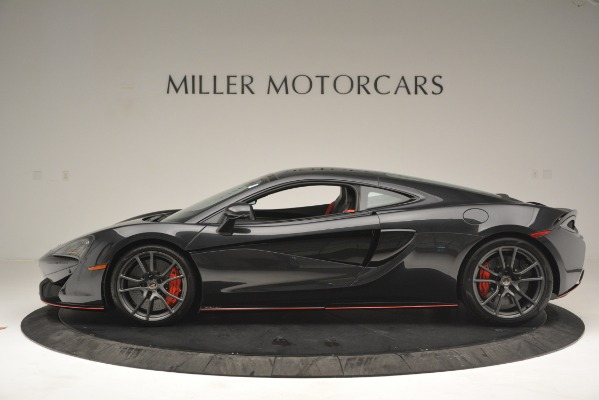 Used 2018 McLaren 570GT for sale Sold at Pagani of Greenwich in Greenwich CT 06830 3