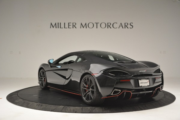 Used 2018 McLaren 570GT for sale Sold at Pagani of Greenwich in Greenwich CT 06830 5