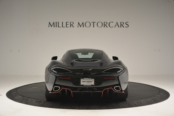 Used 2018 McLaren 570GT for sale Sold at Pagani of Greenwich in Greenwich CT 06830 6
