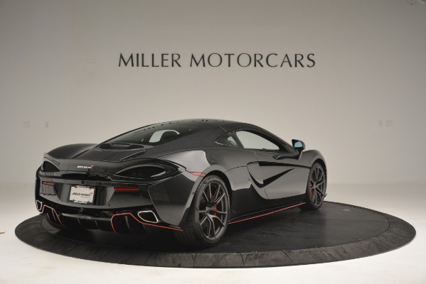Used 2018 McLaren 570GT for sale Sold at Pagani of Greenwich in Greenwich CT 06830 7
