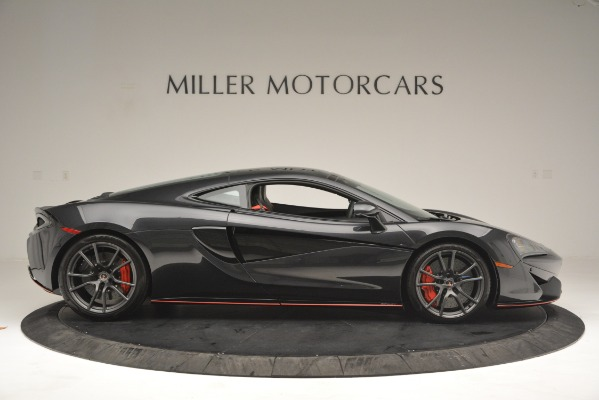 Used 2018 McLaren 570GT for sale Sold at Pagani of Greenwich in Greenwich CT 06830 9