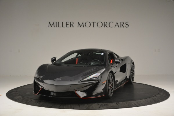 Used 2018 McLaren 570GT for sale Sold at Pagani of Greenwich in Greenwich CT 06830 1