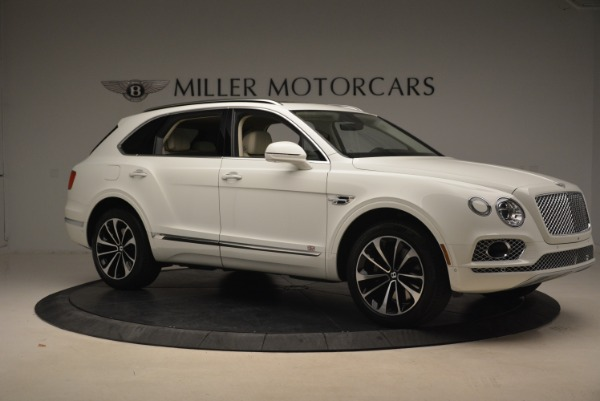Used 2018 Bentley Bentayga Signature for sale Sold at Pagani of Greenwich in Greenwich CT 06830 10