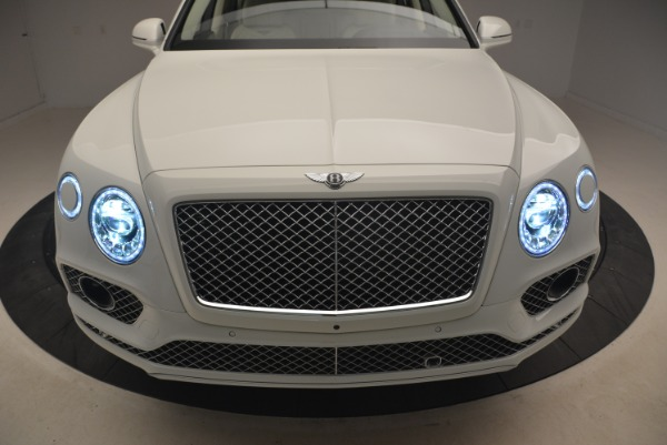 Used 2018 Bentley Bentayga Signature for sale Sold at Pagani of Greenwich in Greenwich CT 06830 14