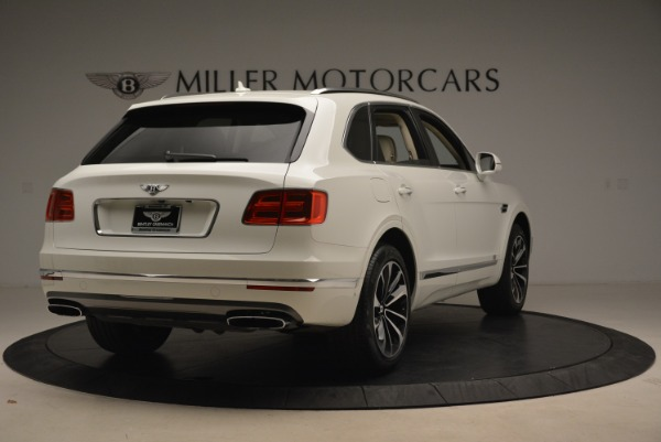 Used 2018 Bentley Bentayga Signature for sale Sold at Pagani of Greenwich in Greenwich CT 06830 7