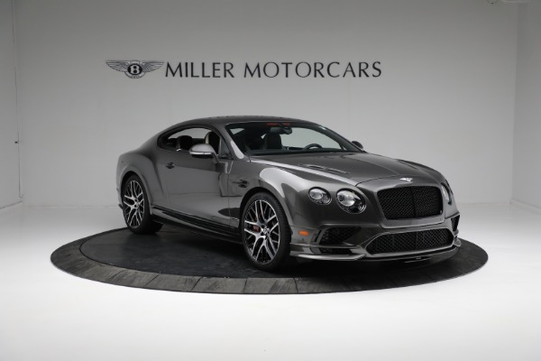 Used 2017 Bentley Continental GT Supersports for sale Sold at Pagani of Greenwich in Greenwich CT 06830 11
