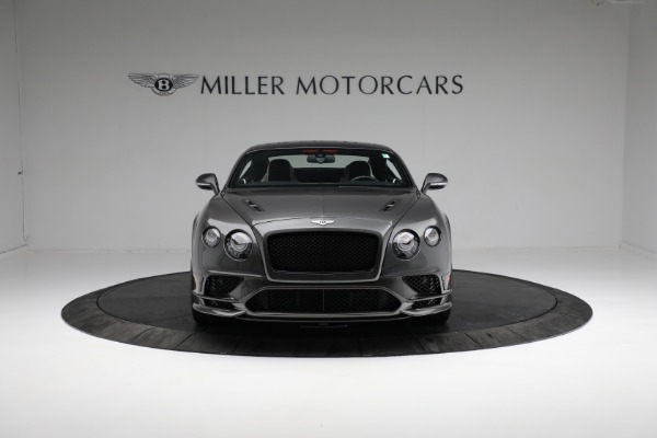 Used 2017 Bentley Continental GT Supersports for sale Sold at Pagani of Greenwich in Greenwich CT 06830 12