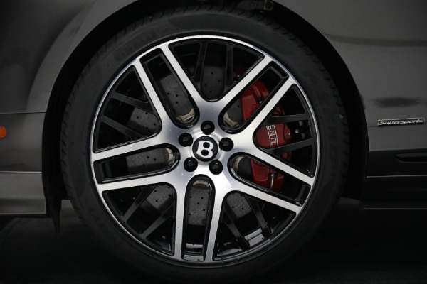 Used 2017 Bentley Continental GT Supersports for sale Sold at Pagani of Greenwich in Greenwich CT 06830 15