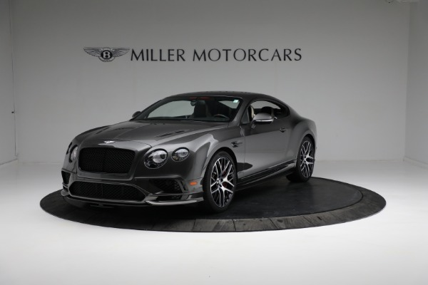 Used 2017 Bentley Continental GT Supersports for sale Sold at Pagani of Greenwich in Greenwich CT 06830 2