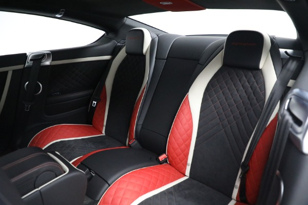 Used 2017 Bentley Continental GT Supersports for sale Sold at Pagani of Greenwich in Greenwich CT 06830 21