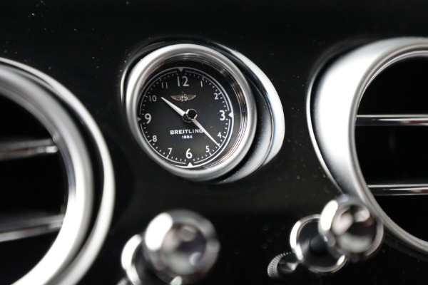 Used 2017 Bentley Continental GT Supersports for sale Sold at Pagani of Greenwich in Greenwich CT 06830 22