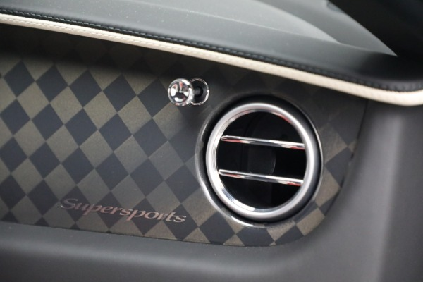 Used 2017 Bentley Continental GT Supersports for sale Sold at Pagani of Greenwich in Greenwich CT 06830 27