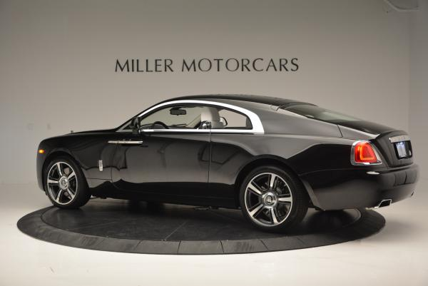 New 2016 Rolls-Royce Wraith for sale Sold at Pagani of Greenwich in Greenwich CT 06830 4