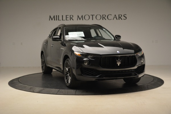 Used 2018 Maserati Levante S Q4 GranSport for sale Call for price at Pagani of Greenwich in Greenwich CT 06830 10