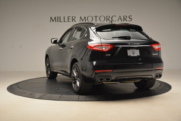 Used 2018 Maserati Levante S Q4 GranSport for sale Call for price at Pagani of Greenwich in Greenwich CT 06830 4