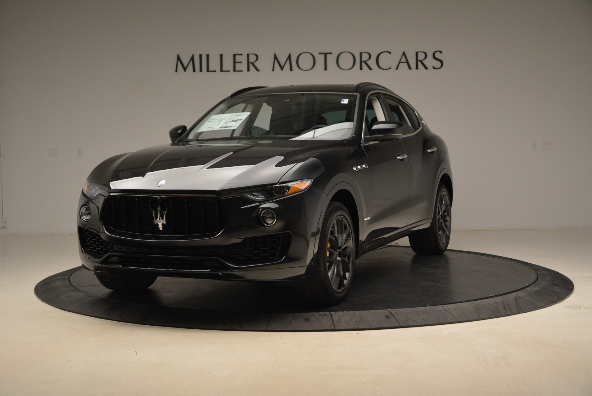 Used 2018 Maserati Levante S Q4 GranSport for sale Call for price at Pagani of Greenwich in Greenwich CT 06830 1