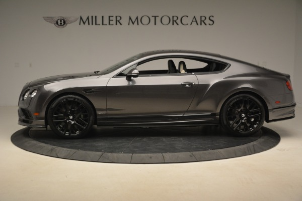 Used 2017 Bentley Continental GT Supersports for sale Sold at Pagani of Greenwich in Greenwich CT 06830 3