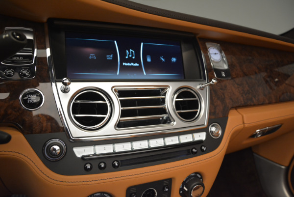 Used 2018 Rolls-Royce Dawn for sale Sold at Pagani of Greenwich in Greenwich CT 06830 23
