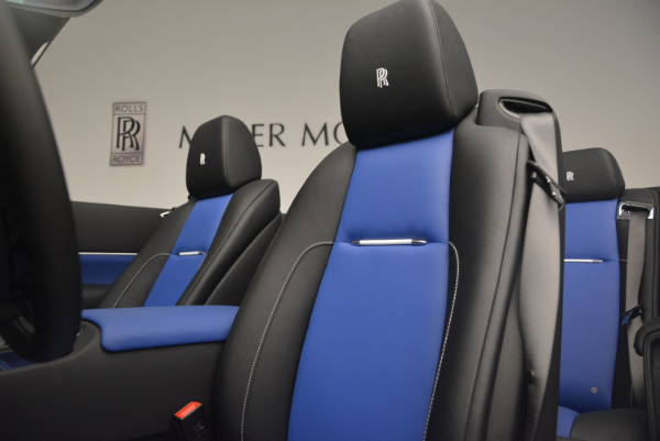 Used 2018 Rolls-Royce Dawn for sale Sold at Pagani of Greenwich in Greenwich CT 06830 19