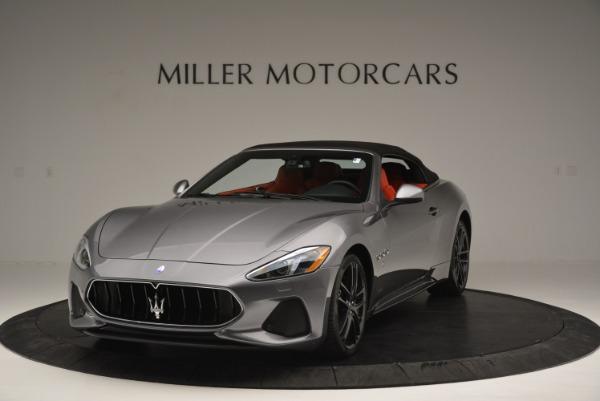 New 2018 Maserati GranTurismo Sport Convertible for sale Sold at Pagani of Greenwich in Greenwich CT 06830 13