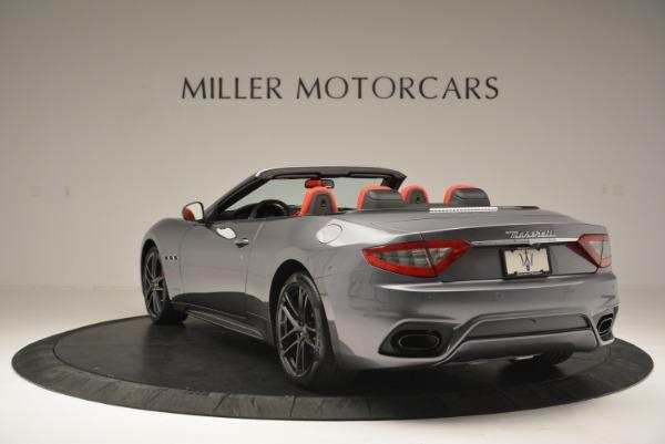 New 2018 Maserati GranTurismo Sport Convertible for sale Sold at Pagani of Greenwich in Greenwich CT 06830 5