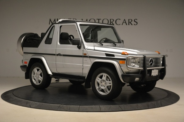 Used 2000 Mercedes-Benz G500 RENNTech for sale Sold at Pagani of Greenwich in Greenwich CT 06830 10