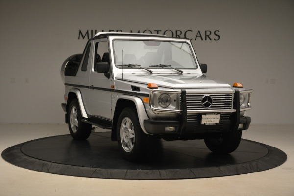 Used 2000 Mercedes-Benz G500 RENNTech for sale Sold at Pagani of Greenwich in Greenwich CT 06830 11