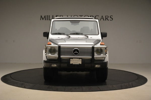 Used 2000 Mercedes-Benz G500 RENNTech for sale Sold at Pagani of Greenwich in Greenwich CT 06830 12