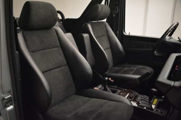 Used 2000 Mercedes-Benz G500 RENNTech for sale Sold at Pagani of Greenwich in Greenwich CT 06830 18