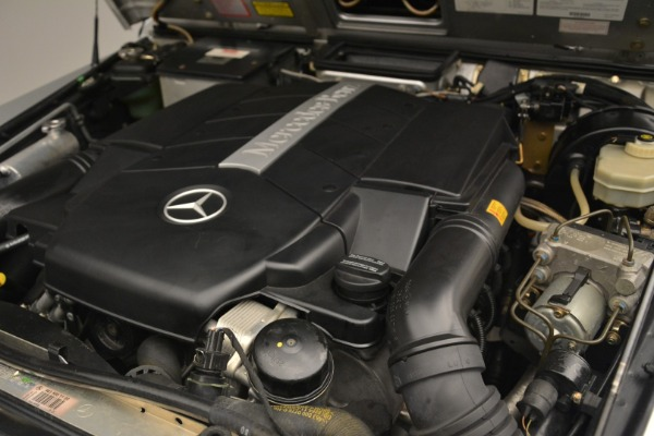 Used 2000 Mercedes-Benz G500 RENNTech for sale Sold at Pagani of Greenwich in Greenwich CT 06830 24