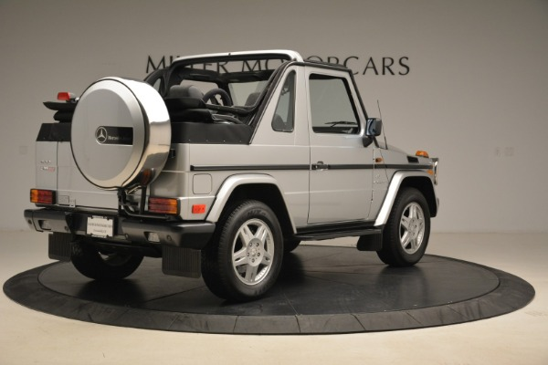 Used 2000 Mercedes-Benz G500 RENNTech for sale Sold at Pagani of Greenwich in Greenwich CT 06830 7