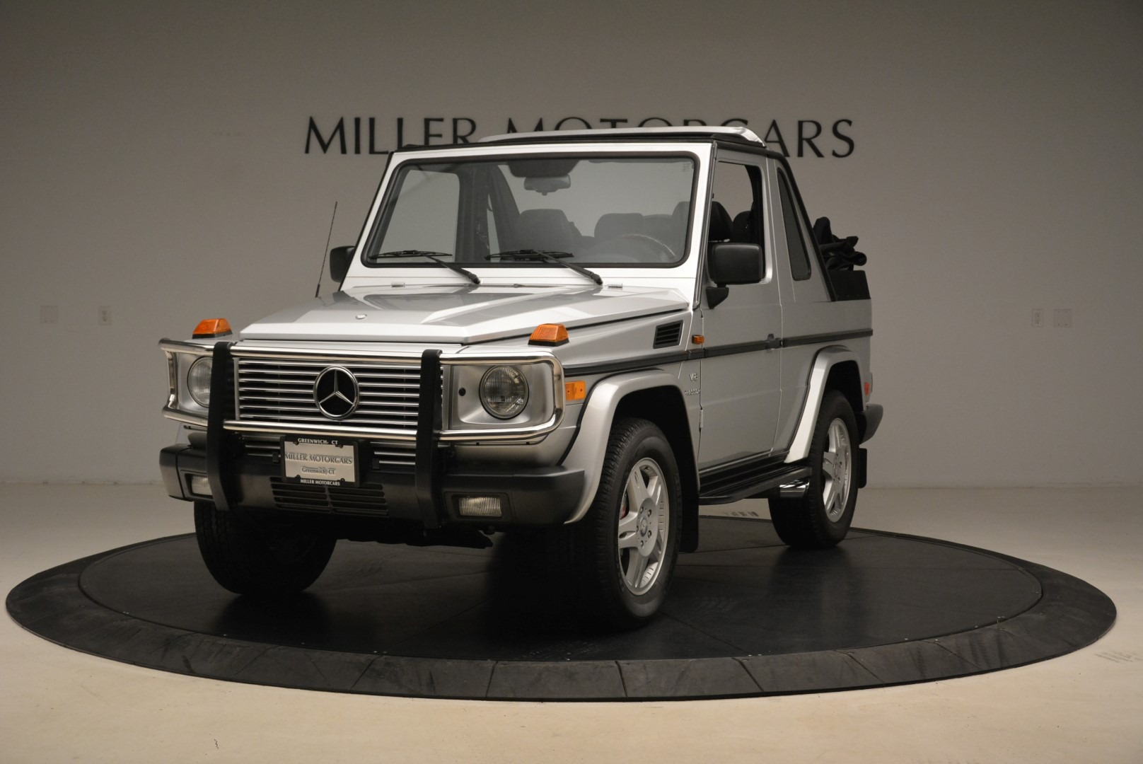Used 2000 Mercedes-Benz G500 RENNTech for sale Sold at Pagani of Greenwich in Greenwich CT 06830 1