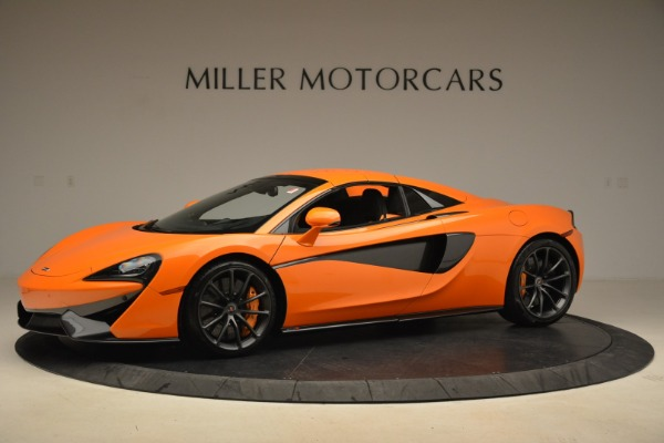 Used 2018 McLaren 570S Spider Convertible for sale Sold at Pagani of Greenwich in Greenwich CT 06830 15