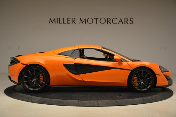 Used 2018 McLaren 570S Spider Convertible for sale Sold at Pagani of Greenwich in Greenwich CT 06830 20