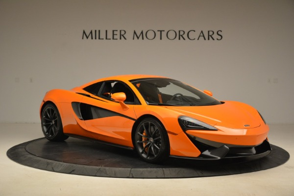 Used 2018 McLaren 570S Spider Convertible for sale Sold at Pagani of Greenwich in Greenwich CT 06830 21