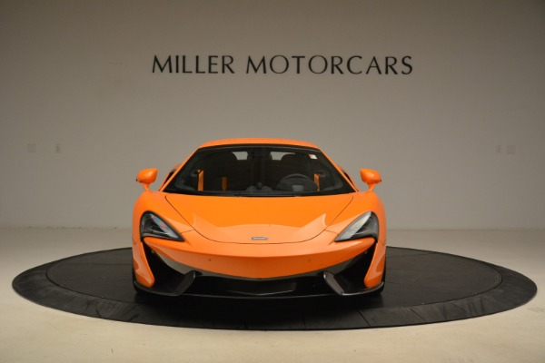 Used 2018 McLaren 570S Spider Convertible for sale Sold at Pagani of Greenwich in Greenwich CT 06830 22