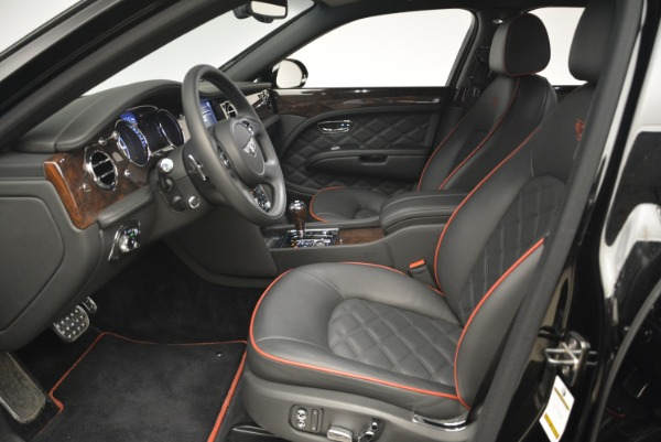 Used 2016 Bentley Mulsanne for sale Sold at Pagani of Greenwich in Greenwich CT 06830 19