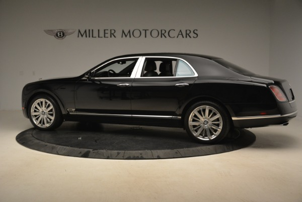Used 2016 Bentley Mulsanne for sale Sold at Pagani of Greenwich in Greenwich CT 06830 4