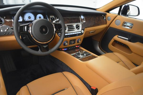 Used 2016 Rolls-Royce Wraith for sale Sold at Pagani of Greenwich in Greenwich CT 06830 14