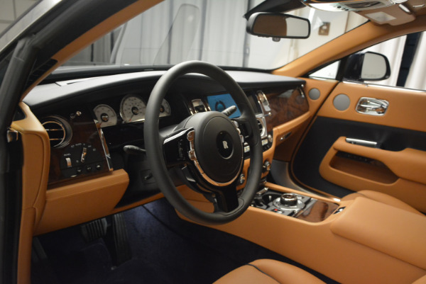 Used 2016 Rolls-Royce Wraith for sale Sold at Pagani of Greenwich in Greenwich CT 06830 17