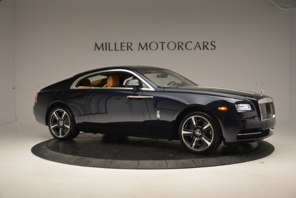 Used 2016 Rolls-Royce Wraith for sale Sold at Pagani of Greenwich in Greenwich CT 06830 7